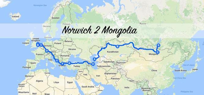 norwich mongolia